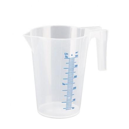 PVC Merilni vrč 500 ml