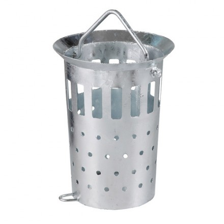 Košara za blato 35L - cinkana