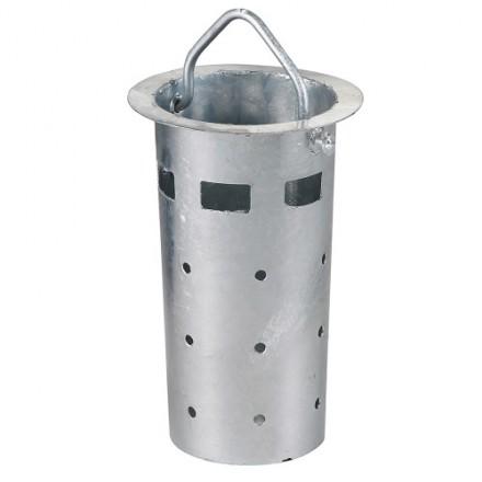 Košara za blato 10L - cinkana