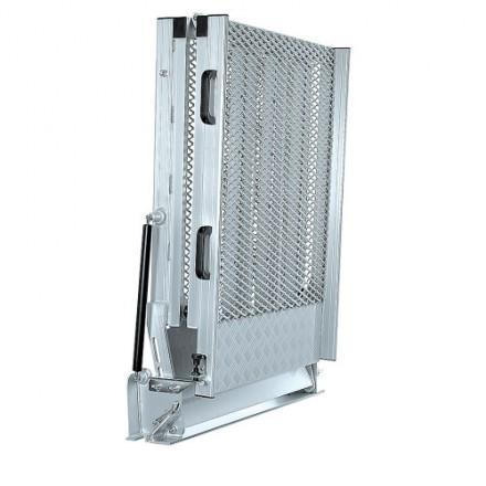 Zložljiva aluminijasta rampa - širina 800mm