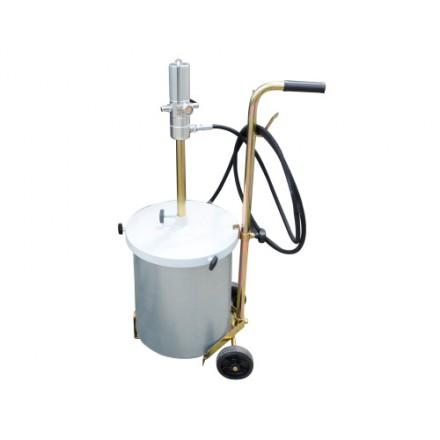 Pnevmatska črpalka za maziva Tip 4973