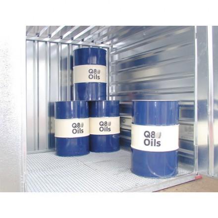 Zložljivi skladiščni kontejner Eko