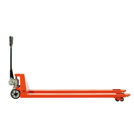 Ročni paletni voziček z dolžino vilic 1500mm