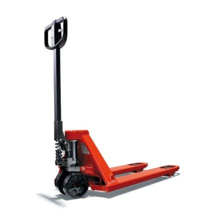 BT voziček za palete z visokim dvigom