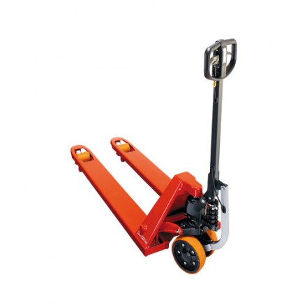 BT voziček za palete z lažjim gibanjem